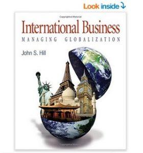 International Business - Managing Globalization