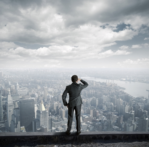 CEOs are critical for determining market scope