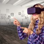 Businesses are beginning to embrace AR/VR technology.