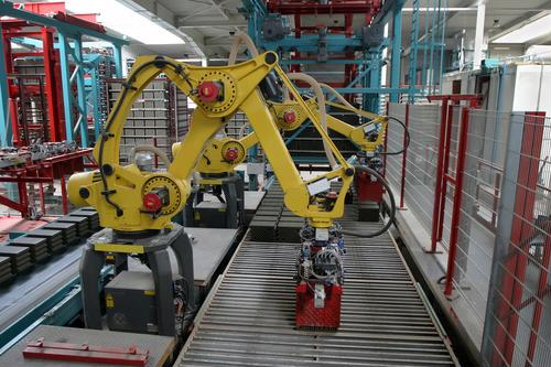 How Robotics Is Changing Industrial Production Work