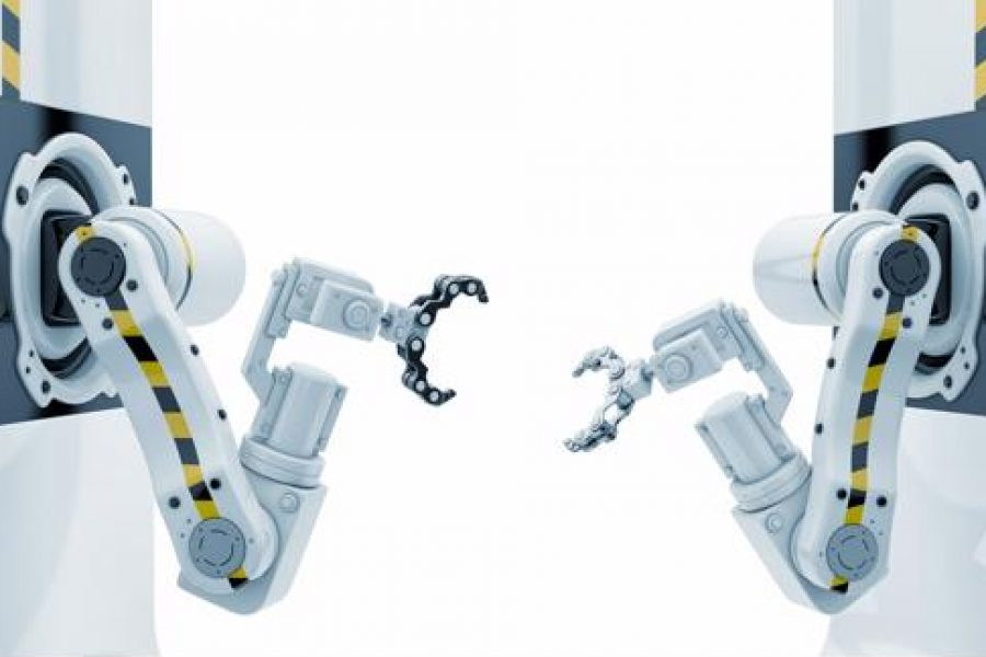 Robot-human interactions central to advanced robotics systems