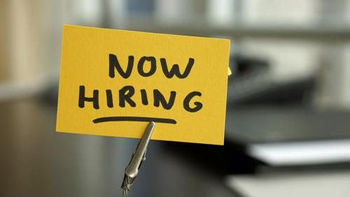 The choice between external and internal hiring