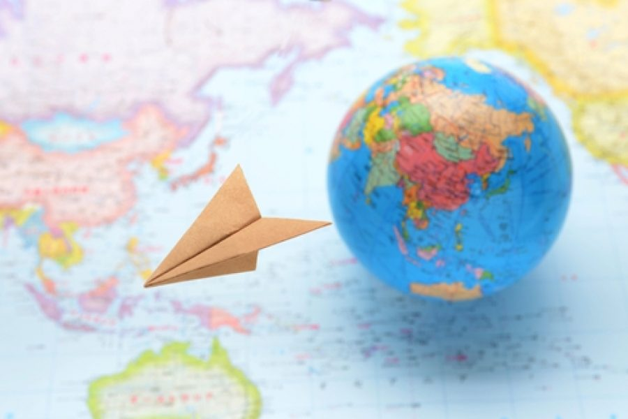 Is your organization prepared to expand overseas?