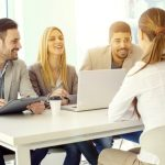 Executive recruiters help businesses find the right people.
