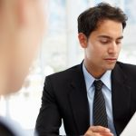 There are some interview behaviors that simply don't fly, no matter how awkward the situation may be.