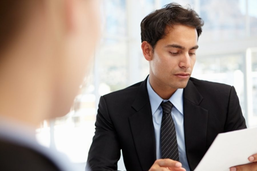 About to conduct an interview? Watch for these red flags