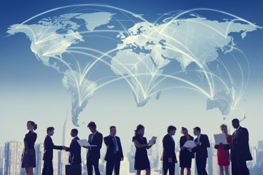 What's the best way for your business to go global?