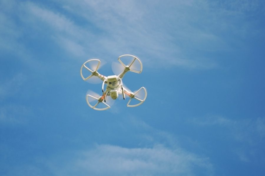 More than hype: Delivery drones poised to disrupt logistics recruitment