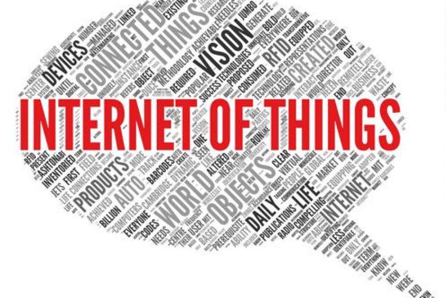 IoT isn't on the horizon, it's here