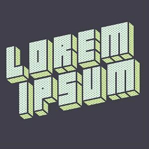Lorem Ipsum YouTube Twitter